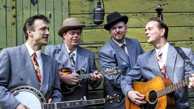 Blue Grass Boogiemen, bluegrass band 4477