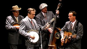 Bluegrass muziek - The Oldies
