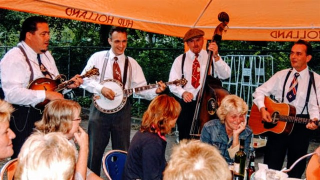 The Oldies, akoestische band 4847