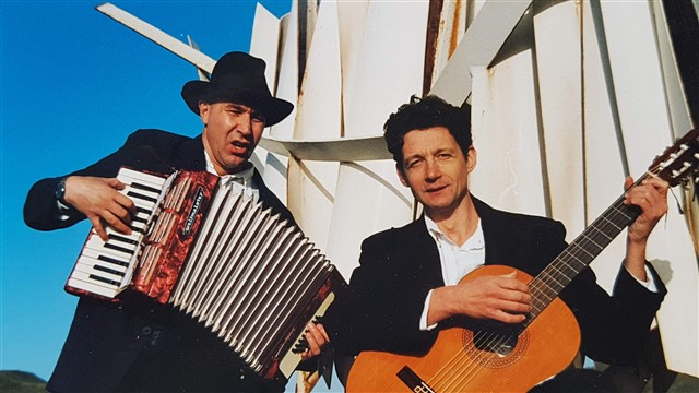 Duo Dutilh, gitaar zang accordeon 4919