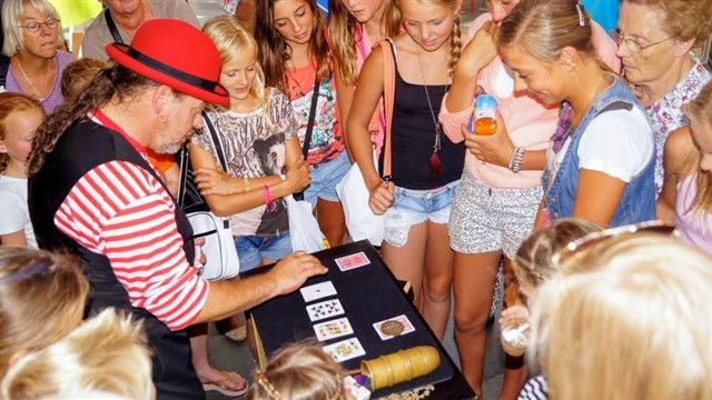 Mister Magic, table magic en meer 4934
