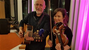 Muziek duo - Miele and Friends