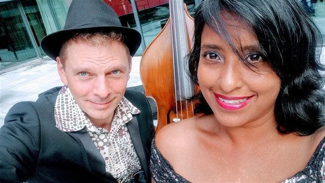 Ayesha, allround jazz en pop band 5080